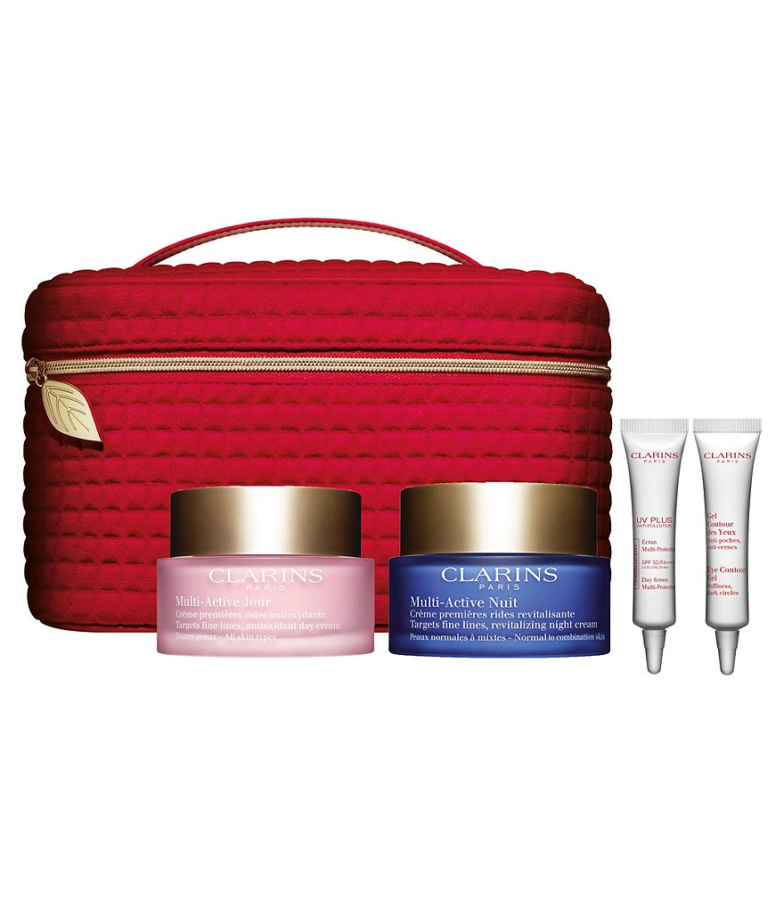 Clarins Multi-Active Luxury Collection Set