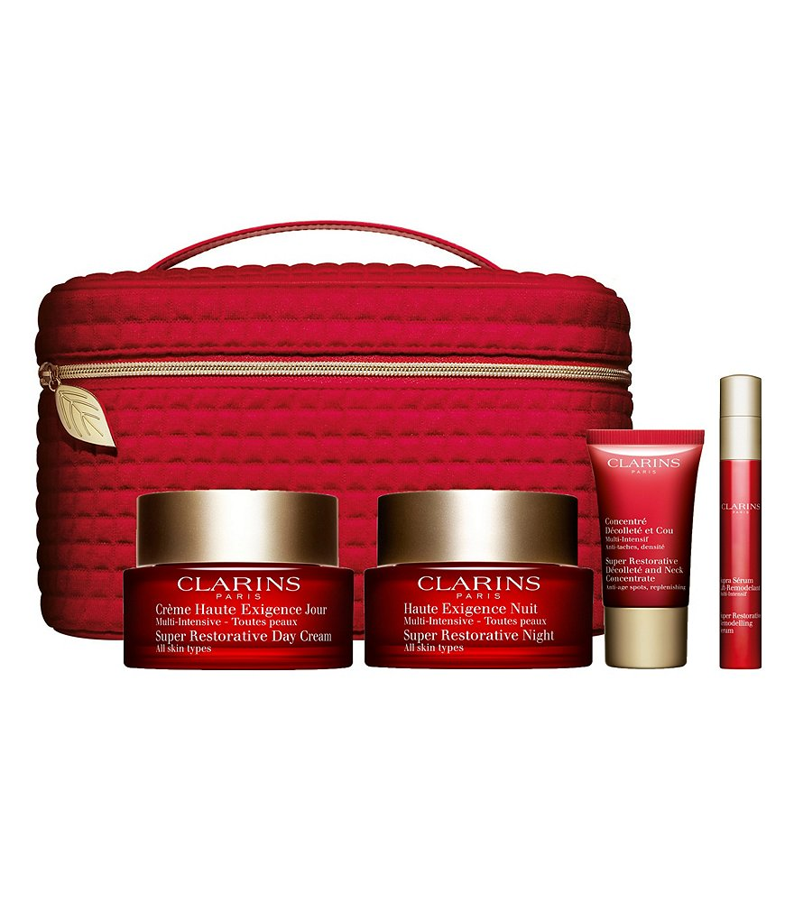 Clarins Super Restorative Luxury Collection Gift Set