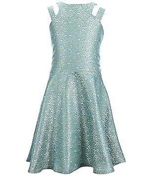 Penelope Tree Big Girls 8-14 Adrianna Double-Strap Dress