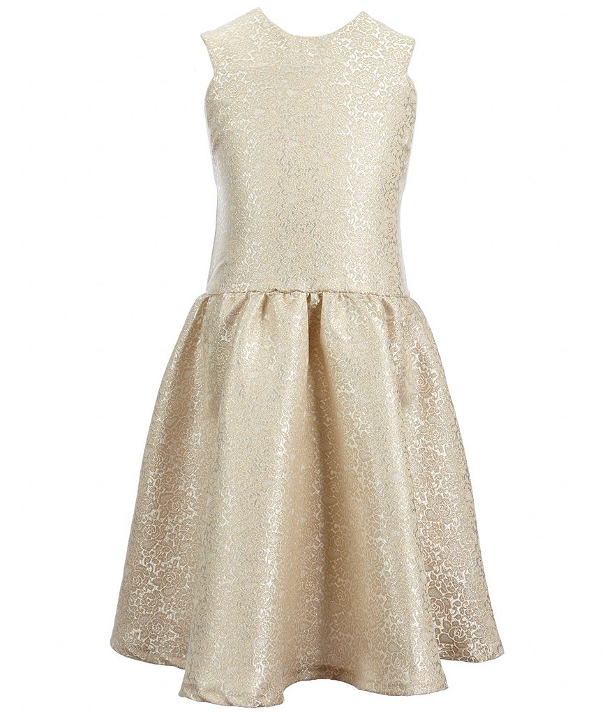 Penelope Tree Big Girls 8-14 Emmalie Skater Dress