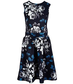 Penelope Tree Big Girls 8-14 Camilla Floral Dress