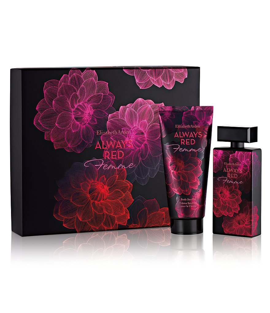 Elizabeth Arden Always Red Femme Gift Set