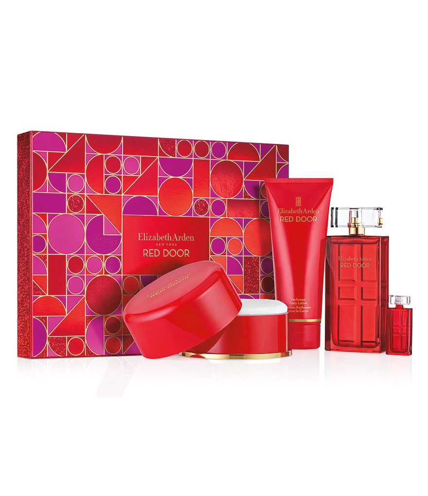 Elizabeth Arden Red Door Deluxe Set