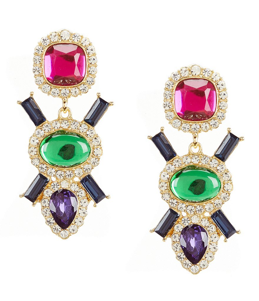Anna & Ava Rachel Statement Earrings