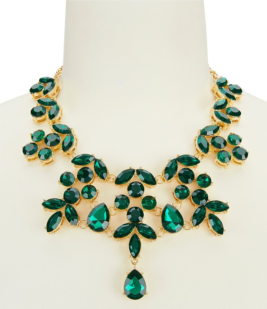 Anna & Ava Scarlett Statement Necklace