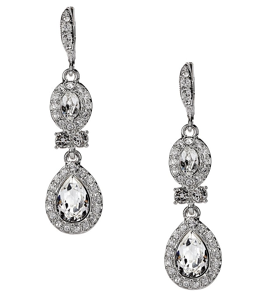 Givenchy Double-Drop Earrings