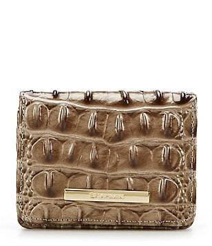 Brahmin Melbourne Collection Mini Key Wallet