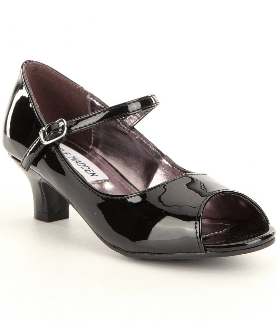 Steve Madden Girls´ J-Babyy Mary Jane Dress Shoes