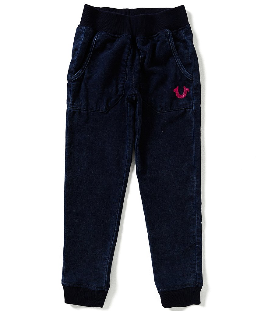 True Religion Big Girls 7-16 Mineral Washed Sweatpants