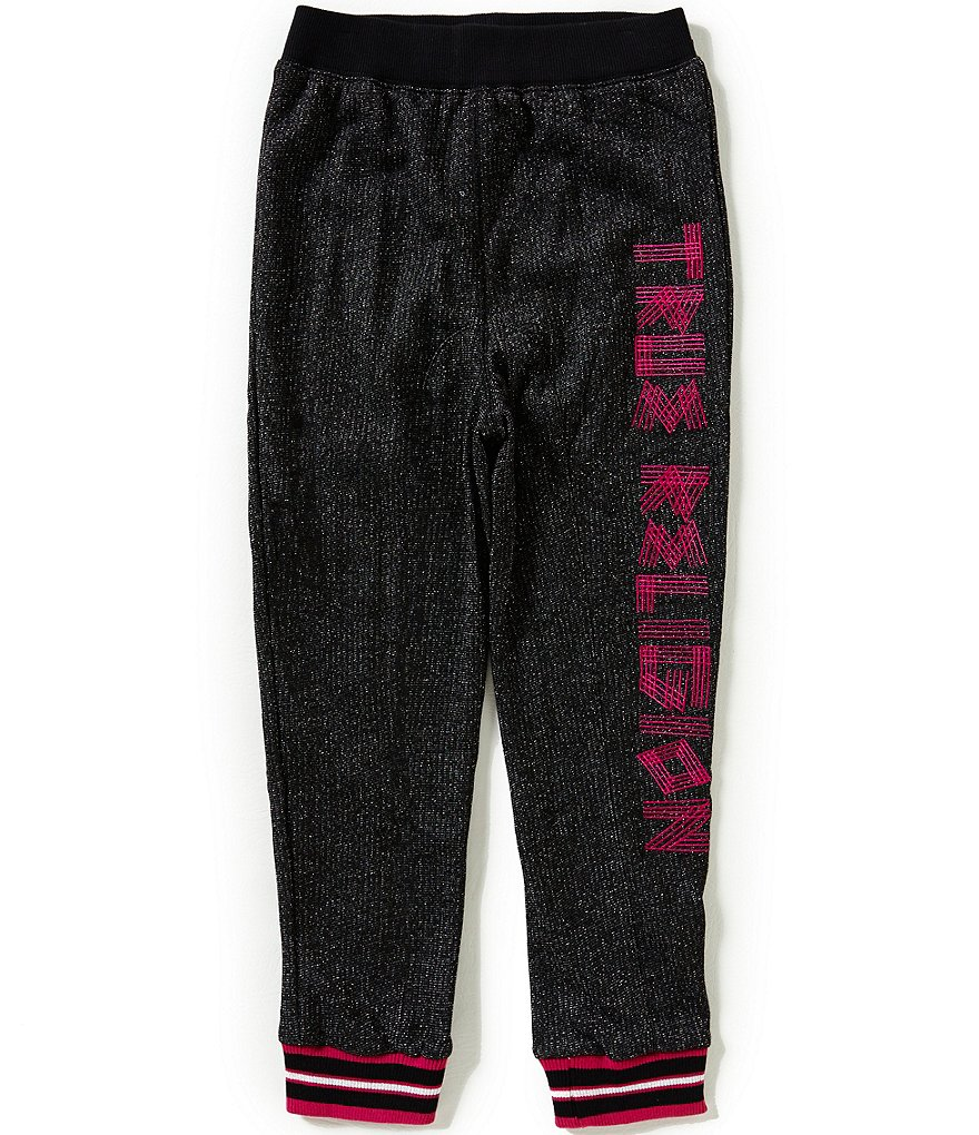 True Religion Big Girls 7-16 Sporty Sweatpants