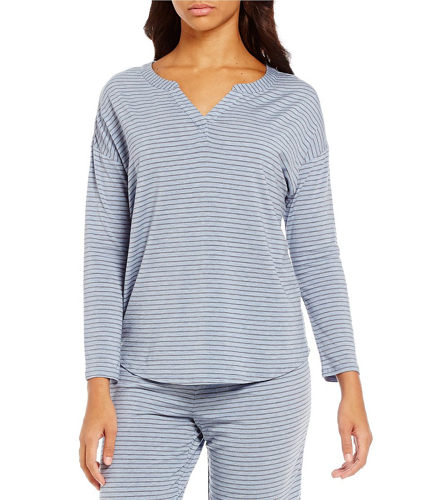 Nottibianche TEMPtations Striped Sleep Top