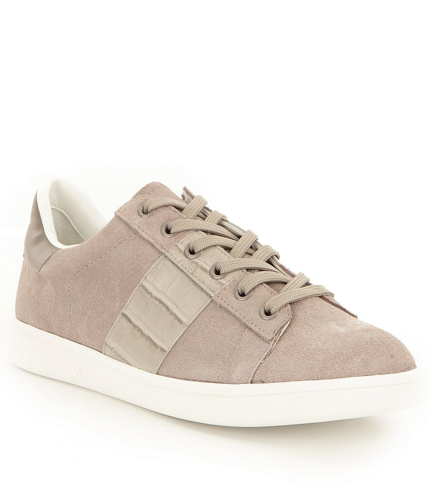 Sam Edelman Marquette Suede Lace-Up Sneaker