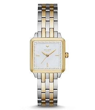kate spade new york Washington Square Analog Bracelet Watch