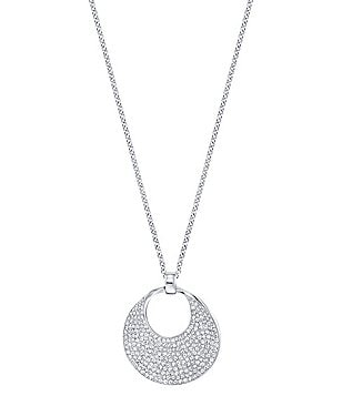 Swarovski Freedom Pavé Crystal Pendant Necklace