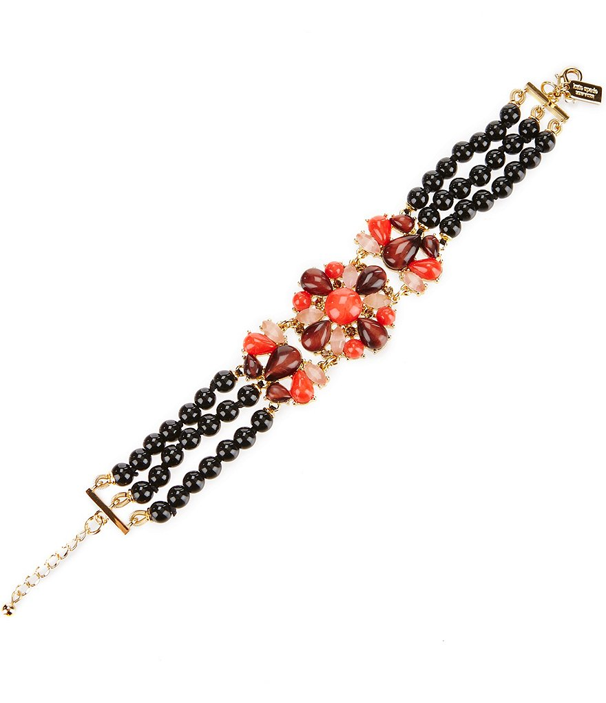 kate spade new york Burst Into Blooms Bracelet