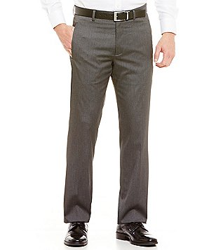 Murano Performance Alex Slim-Fit Flat-Front Pants