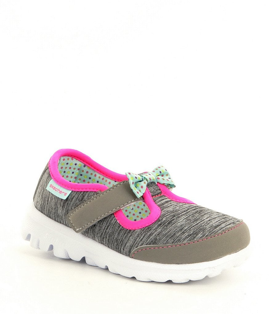 Skechers Girl´s GO Walk Bitty Bow