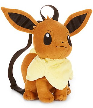 Pokemon Evee Plush Backpack