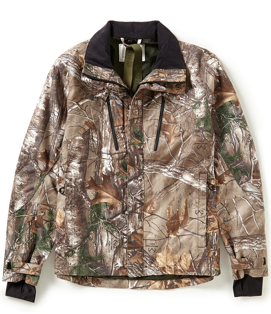 Beretta Light Active Camouflage Jacket