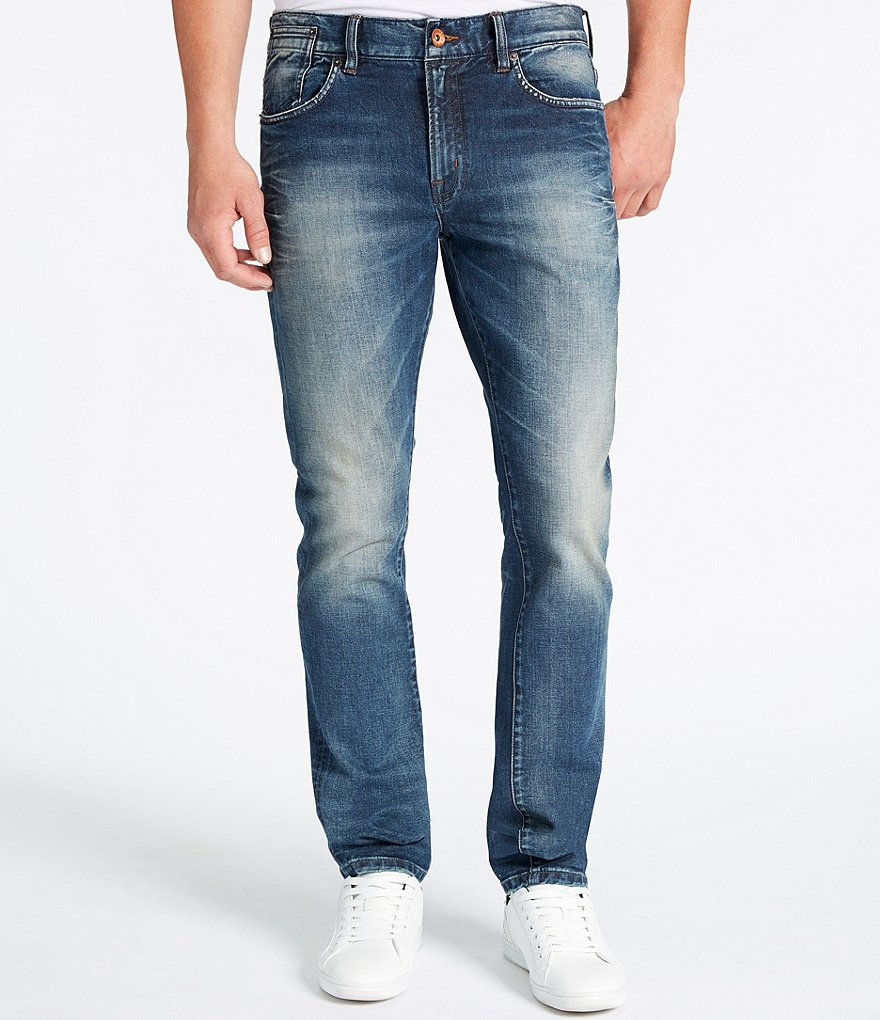 William Rast Memphis Relaxed Tapered Jeans