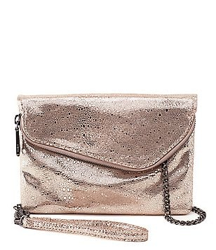 Hobo Original Daria Metallic Cross-Body Bag