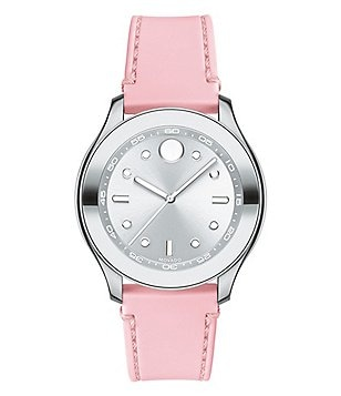 Movado Bold Mid-Size Sport Silicone-Strap Watch