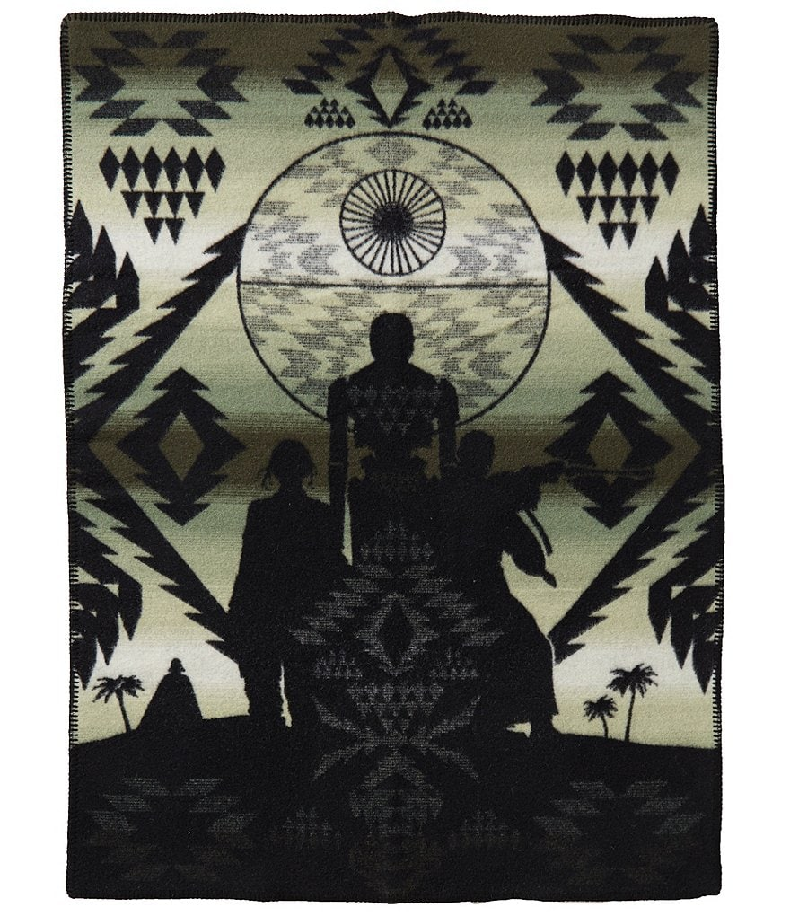 Pendleton Star Wars: Rogue One Wool & Cotton Padawan Blanket