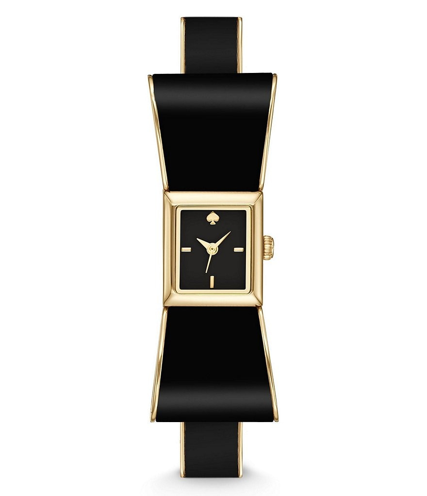 kate spade new york Kenmare Bow Bangle Watch