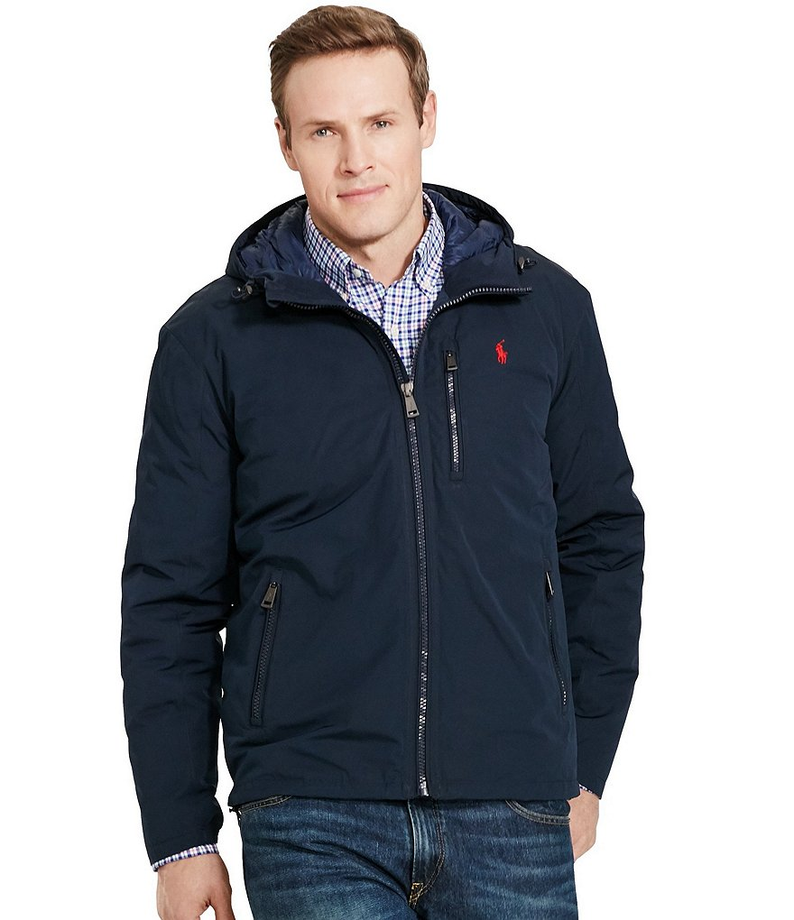 Polo Ralph Lauren Big & Tall Thrope Down Anorak Coat
