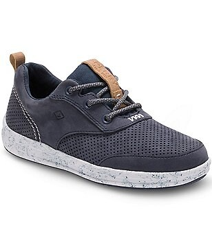 Sperry Boy´s Gamefish Leather Lace-Up Sneakers