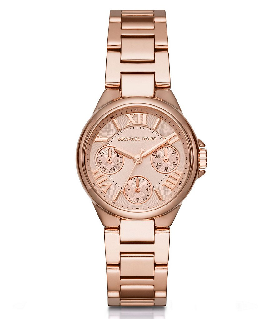 Michael Kors Mini Bailey Multifunction Bracelet Watch