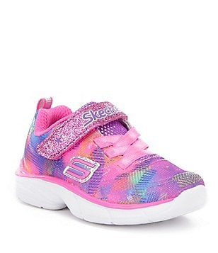 Skechers Girl´s Spirit Sprintz Knit Mesh Sneakers