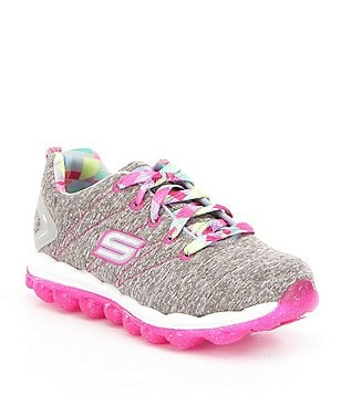 Skechers Girl´s Skech-Air Mesh One Piece Lace Up Sneakers