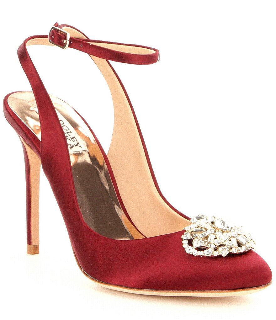Badgley Mischka Darwin Pumps