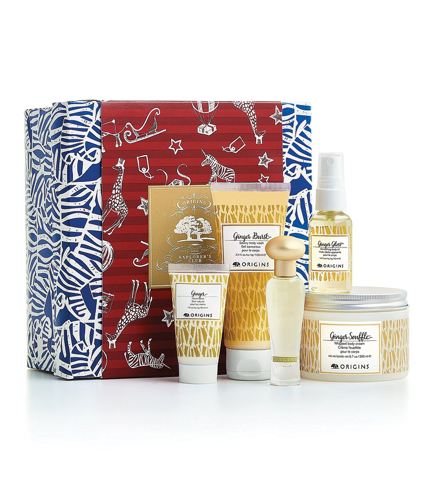 Origins Ginger Pleasures Gift Set