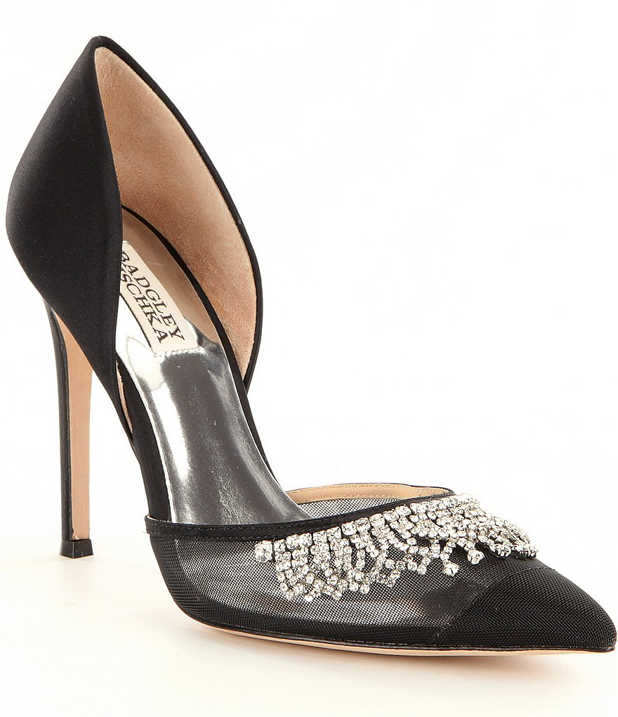 Badgley Mischka Genna d´Orsay Pumps