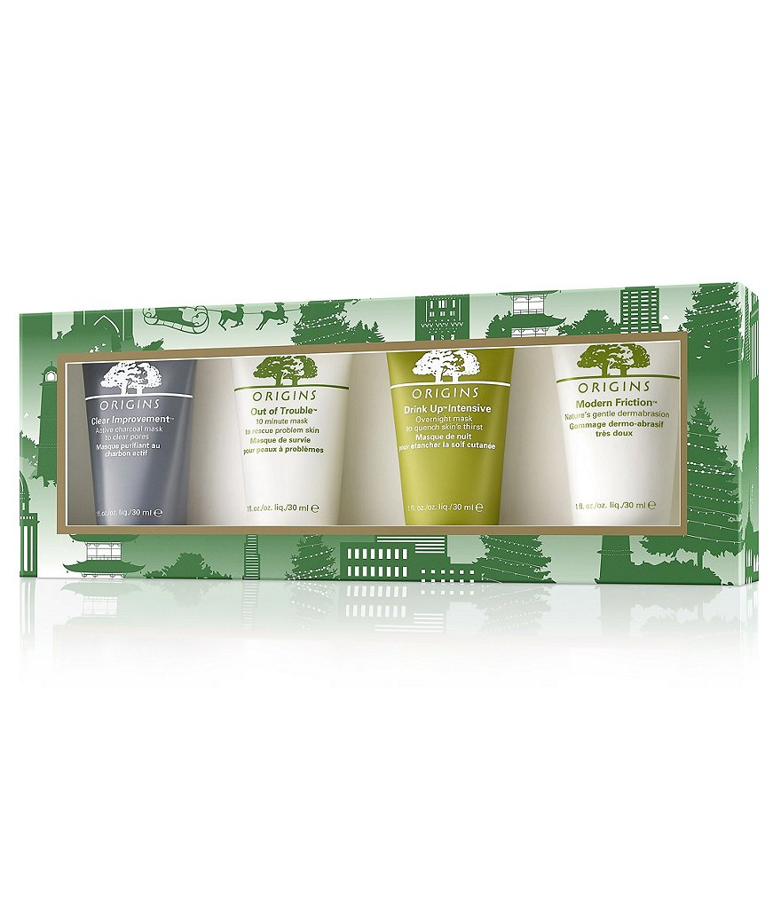 Origins Mini Mask Marvels Gift Set