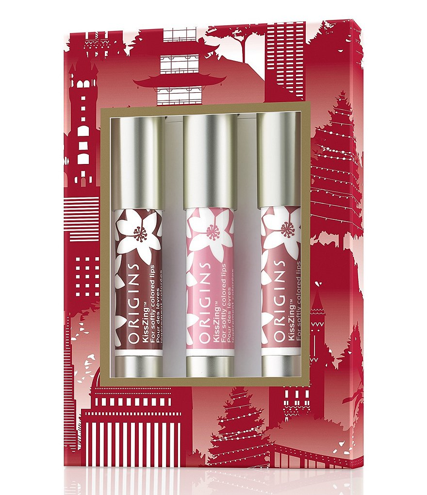 Origins KissZing Gift Set