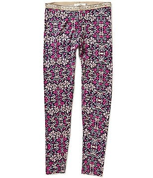Jessica Simpson Big Girls 7-16 Glimmer Novelty Leggings