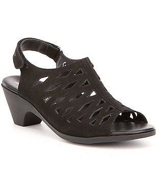 Mephisto Candice Caged Sandals