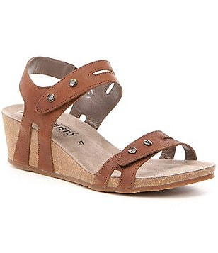 Mephisto Mina Wedge Sandals