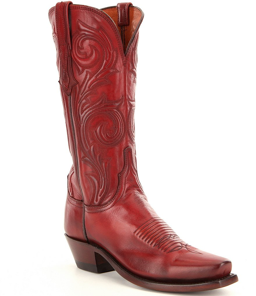 Lucchese Nicole Boots