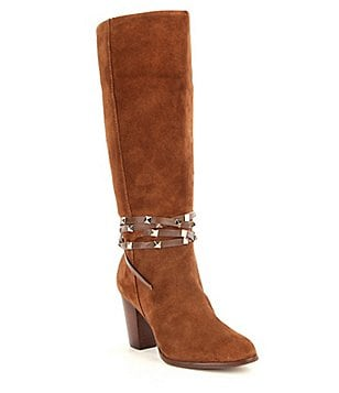 Antonio Melani Binxs Wide Calf Dress Boots