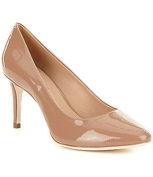Antonio Melani Brookee Patent Leather Pointed Toe Pumps
