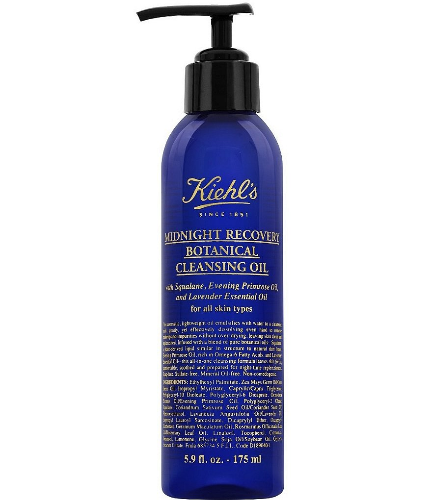 Kiehl´s Since 1851 Midnight Recovery Botanical Cleansing Oil
