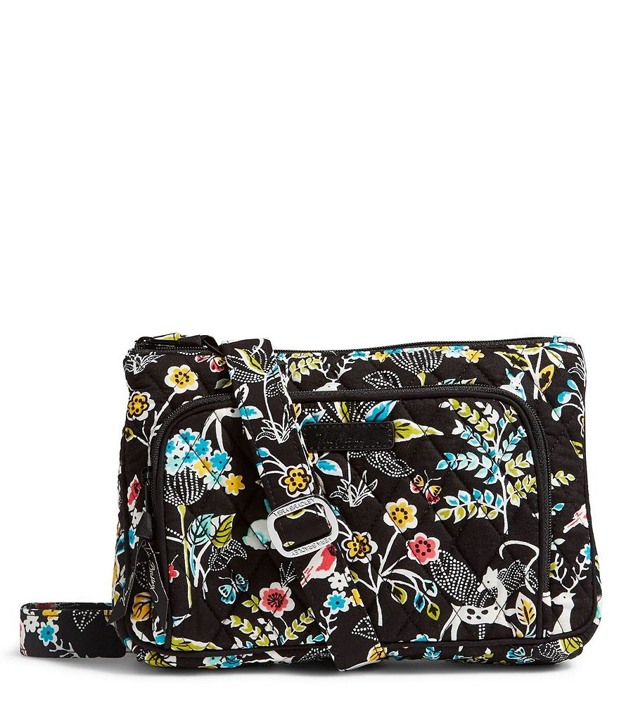 Vera Bradley Little Hipster Cross-Body Bag