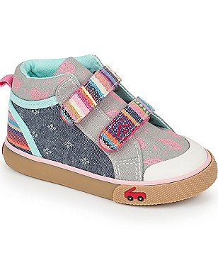 See Kai Run Girls´ Kya Hi-Top Sneakers