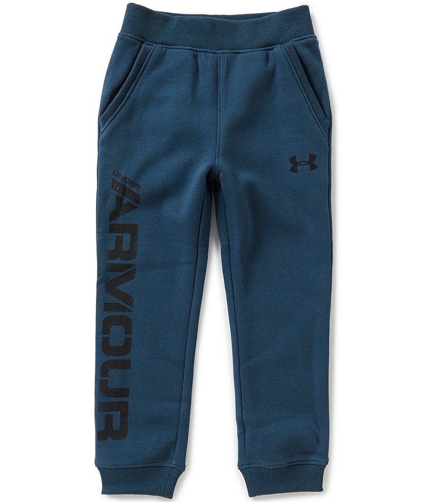 Under Armour Little Boys 4-7 Titan Fleece Jogger Pants