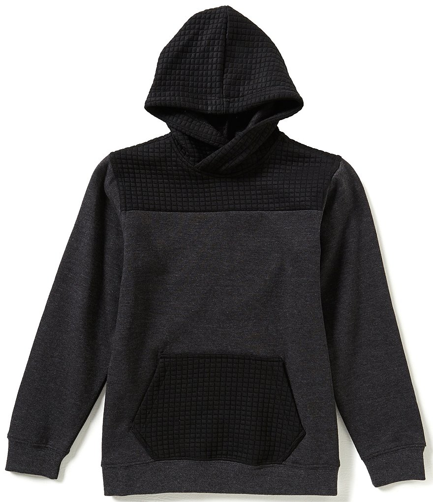 First Wave Big Boys 8-20 Quilted Sweatshirt