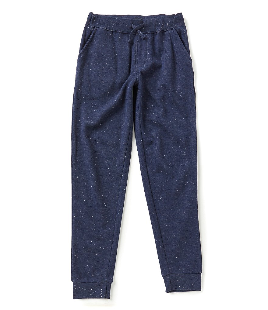 First Wave Big Boys 8-20 Slub Jogger Pants